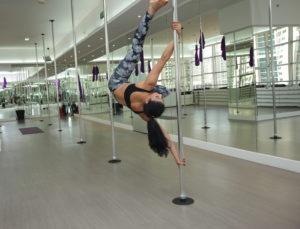Rania Gamal Pole Dancing 2