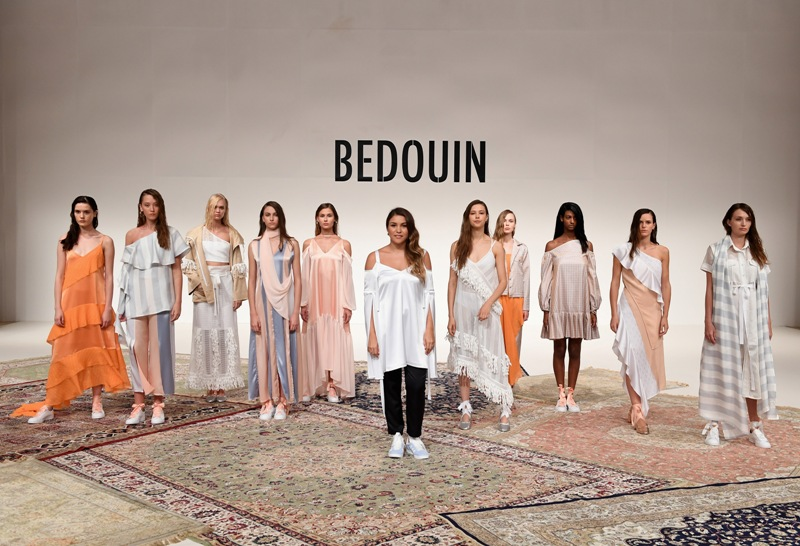 BEDOUIN SS17 Collection - the Urban Nomad