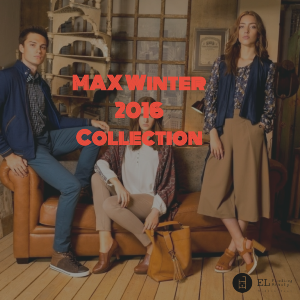 MAX Winter 2016 collection