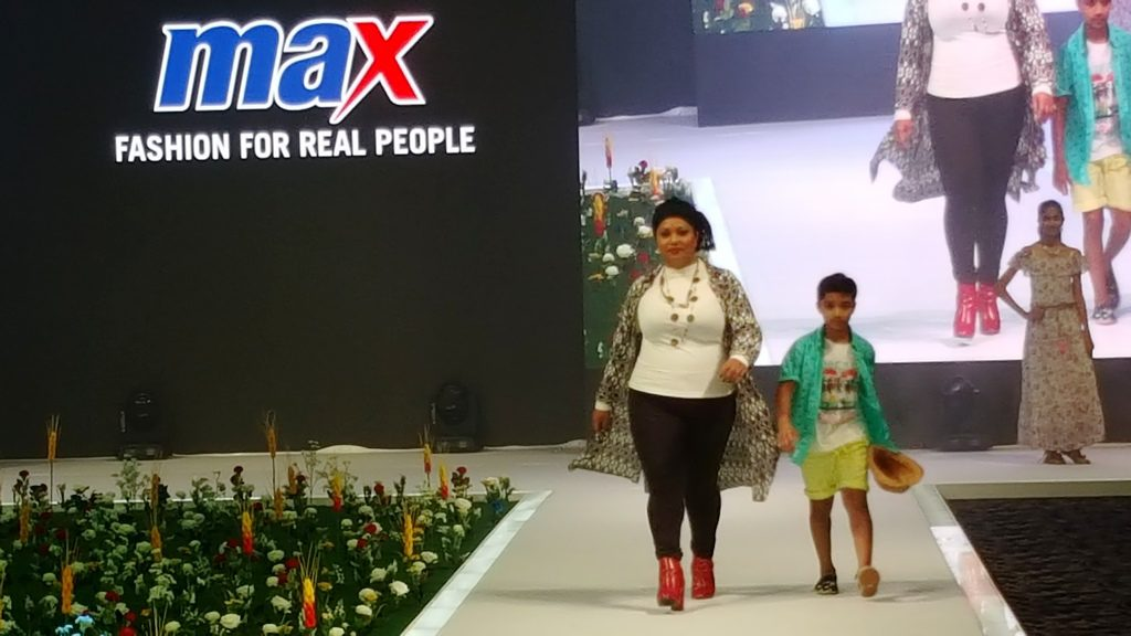 It Was All About Fashion For Real People at Max 2017 Spring Collection Show