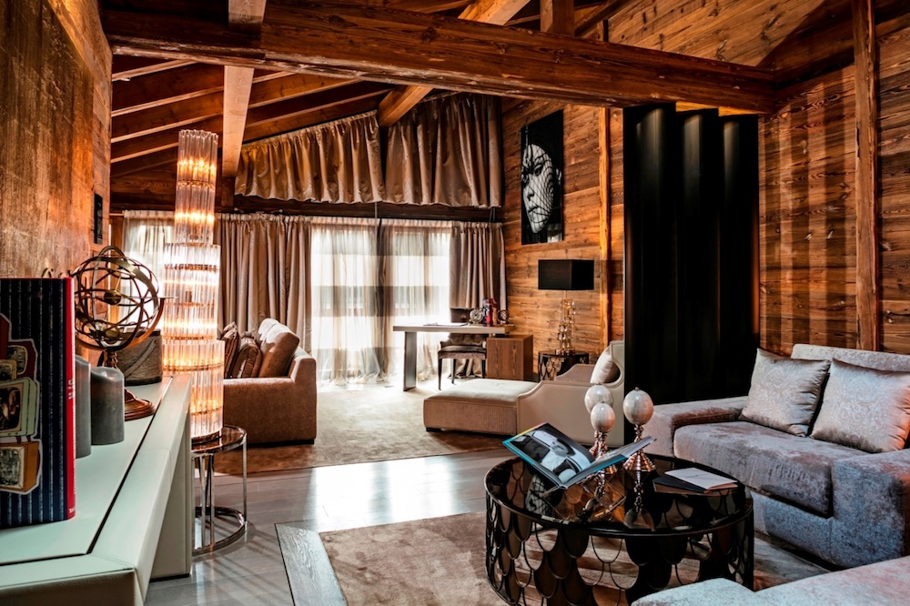 Gstaad Switzerland: Finding a Fine Balance Between Tradition and Modernity