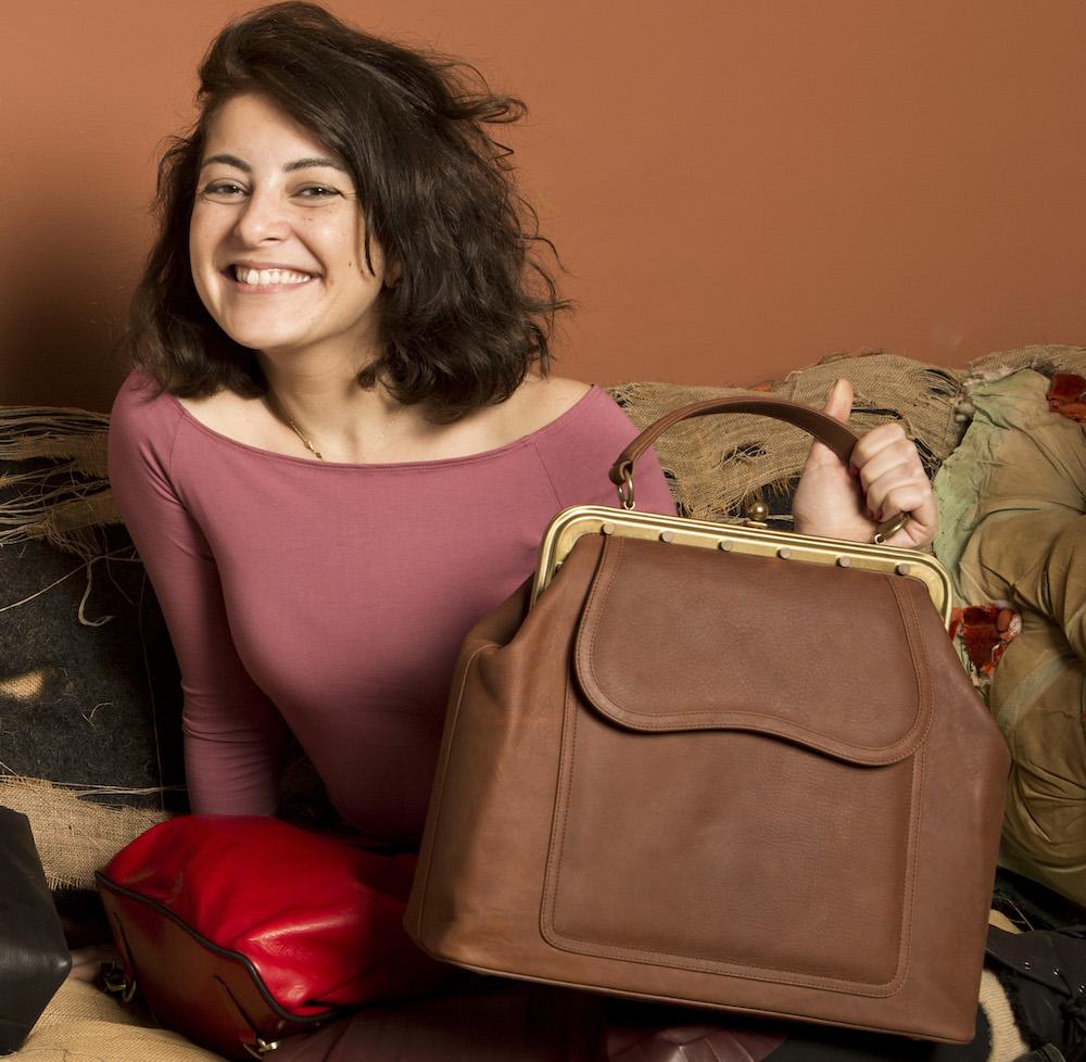 LalaQueen Handbags: The Sustainable Love Child of Sally Sarieddine