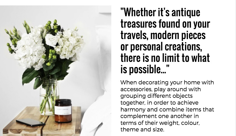 Home Accessories: Breathe Life into Your Home with the Right Accessories
