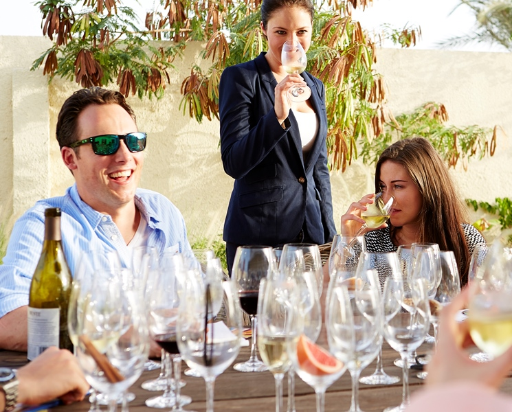 Perfect Party Host with these Tips from the Tasting Class