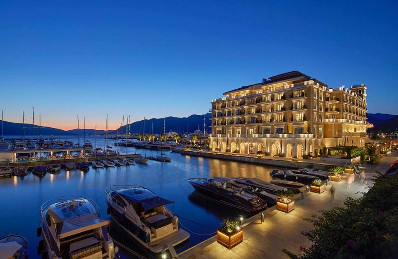 Visit Montenegro porto montenegro