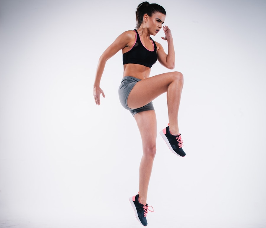 Christmas Fitness Goals with 12 Easy Exercises for the 12 Days of Christmas